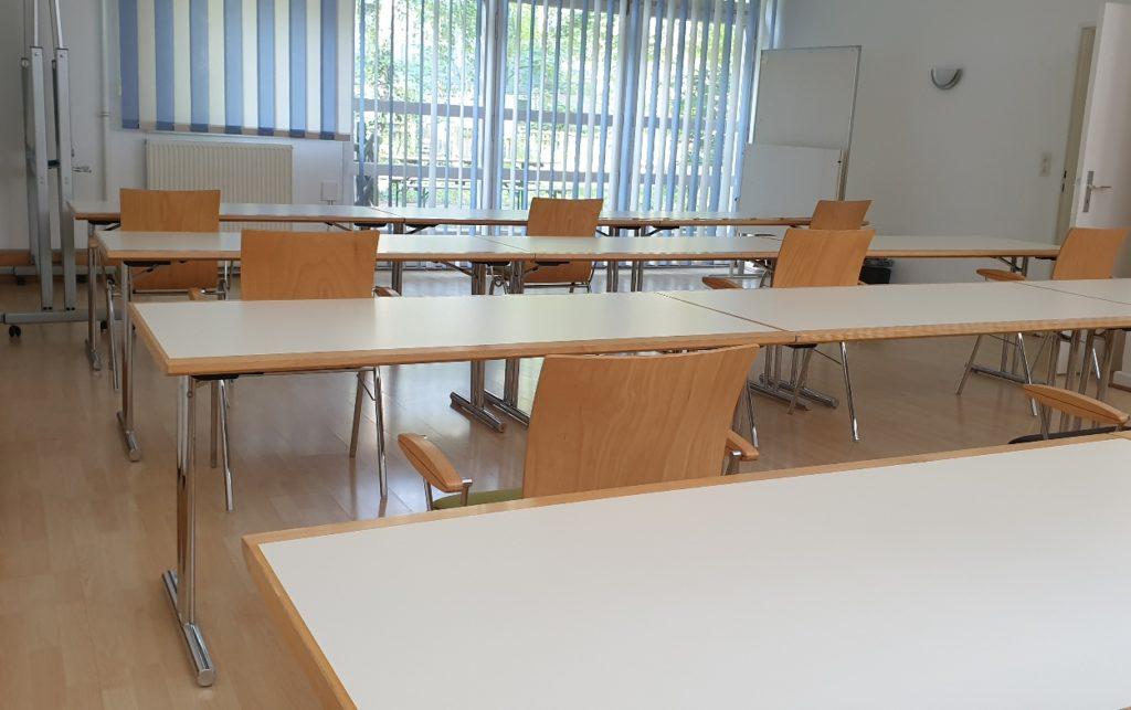 Seminarraum Wrangelstr.